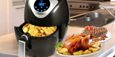 Multi-Function Electric Air Fryer Just $45.59 Shipped! (Reg $75)