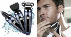 Amazon: Electric Shaver Razor Pack Just $25.59 Shipped!