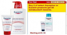 FREE Eucerin Lotion + $2.62 Moneymaker Deal at CVS!
