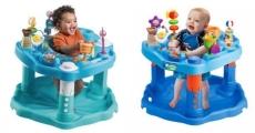Evenflo ExerSaucer Mega Splash Activity Center Just $28.00! Reg $55!!!