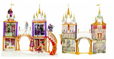 Best Price! Ever After High 2-in-1 Castle Playset ONLY $40.51 Shipped!