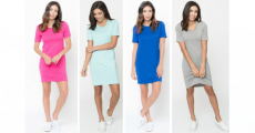 Shop Everyday Tee Dresses On Sale For Just $8.99! Normally $28.99!