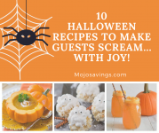 10 Halloween Recipes to Make Party Guests Scream!