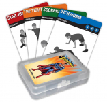 FITDECK Exercise Playing Cards for Guided Sports Workouts $9.59 (REG $16.99)