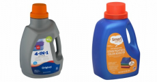 FREE Smart Sense Laundry Detergent At Kmart!