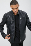 Faux Leather Moto Jacket $31.92 (REG $39.90) & B1G1