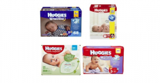 HOT! New 20% Off Huggies Coupons = Wipes Only $0.01 Each!