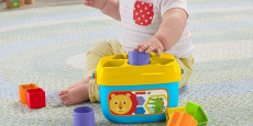 Fisher Price Baby's First Blocks Just $7.99!