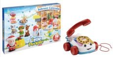 Awesome! Little People Advent Calendar & Chatter Telephone Only $33.24!