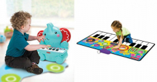 Fisher-Price Piano Toys Just $19.99 At Toys R Us!