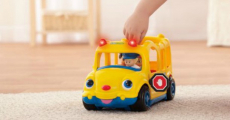 Fisher-Price Little People Lil' Movers Baby School Bus Just $9.84 At Walmart!