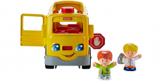Fisher-Price Little People Sit with Me School Bus under $10.00 (reg $25)