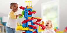 Fisher-Price Little People Take Turns Skyway Toy Only $35.99 Shipped!