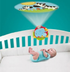 Fisher-Price Luv U Zoo Crib 'N Go Projector Soother Just $18.99 (reg. $37.99)
