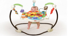 New! Fisher-Price Luv U Zoo Jumperoo Only $49.88!