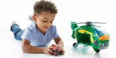 Blaze & the Monster Machines Monster Copter Swoops Just $13.99!