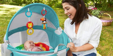 Fisher-Price On-The-Go Baby Dome Just $41.99 Shipped! (Reg $70)