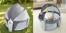 Fisher-Price On-The-Go Baby Dome Just $32.29 Shipped! Reg $70!!!
