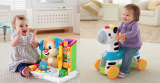 Fisher-Price Toddler Toys As Low As $15.29 At Kohl's!