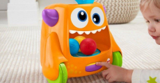 Fisher-Price Zoom 'n Crawl Monster Only $12.49 at Target!