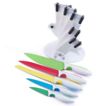 FlyingColors Block Knife Set Only $15.11! Retails for $45.00!