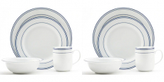 Food Network 24-Piece Dinnerware Set only $17.80 shipped (reg $180)