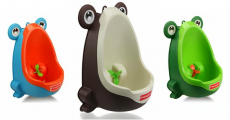 RUN!!! Foryee Potty Training Frog Urinal for Boys ONLY $6.99!