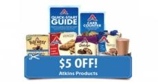 FREE Atkins Quick-Start Kit & Coupons + $5.00 Printable Coupon!