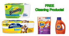 Score FREE Cleaning Products At Office Depot NOW!