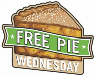 Get Some Free Pie Today!