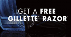 Still Available! FREE Gillette Razor + FREE Shipping!