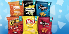 Today Only – Frito-Lay Classic Mix Variety Pack Only $6.38 + Free Shipping!