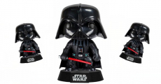 Funko POP: Star Wars Darth Vader Bobble Head ONLY $4.99! Reg $12!!!