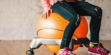 Gaiam Balance Ball Chairs Starting At Just $34.99 Shipped!