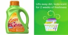 Amazon: Gain 50oz Liquid Laundry Detergent ONLY $1.99!!!