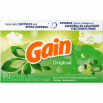 Score Gain Dryer Sheets Only $0.33 At Dollar General!