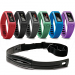Nice! Get This Garmin Vivofit Bluetooth Fitness Band + Heart Rate Monitor For Only $49.99!