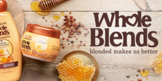Free Sample of Garnier Fructis Whole Blends Honey Treasure!