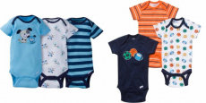 FREE Gerber Onesies Outfits & Accessories At Walmart!