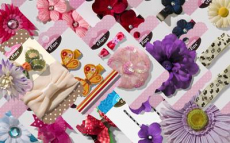 Girls' Hair Bow Clips Just $1.08 Each + FREE Shipping!