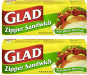 New Glad Food Protection Coupon = FREE Product at Dollar Tree or Dollar General!