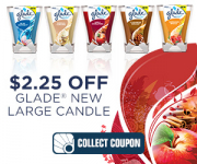 Take The Escape With Glade Quiz and Get A $2.25 Off Printable Coupon!