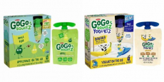 GoGo Squeez Applesauce & Yogurtz Starting At $0.98/Pack!