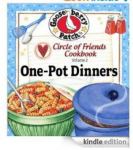 Free Gooseberry Patch Kindle Coobook: 25 One-Pot Dinners