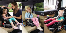 Graco 4Ever Extend2Fit Convertible Car Seat $159.99 Shipped! (Reg $350)