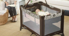 Amazon: Graco Pack N Play Playard with Automatic Folding Feet Just $46.39 Shipped!