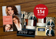 New & Existing Users! Score Graduation Cards For Only $0.15 Each!