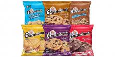 Grandma's Cookies 30-Count Variety Pack Only $0.32/Bag Shipped!