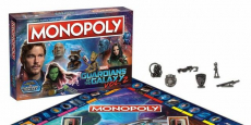Guardians of the Galaxy Vol. 2 Monopoly Game Just $15.93! (Reg $45)