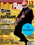 Guitar Player Magazine-FREE 1-Year Subscription!